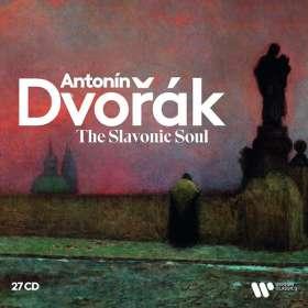 Antonin Dvorak (1841-1904): Dvorak Edition - The Slavonic Soul, CD
