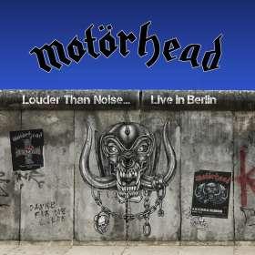 Motörhead: Louder Than Noise… Live in Berlin, CD