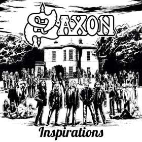 Saxon: Inspirations, CD
