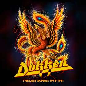 Dokken: The Lost Songs: 1978-1981, CD
