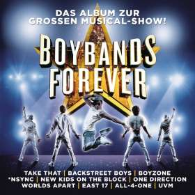 Boybands Forever, CD
