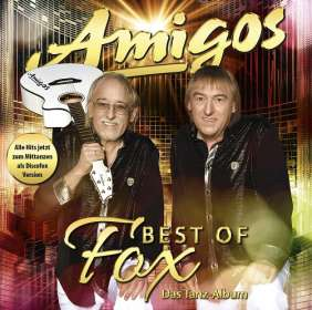 Die Amigos: Best Of Fox, CD