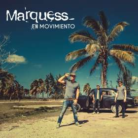 Marquess: En Movimiento, CD