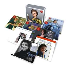 Michala Petri - The Complete RCA Album Collection, 17 CDs