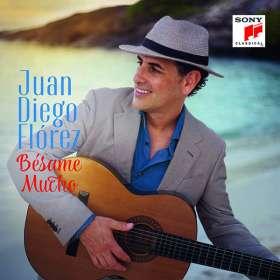 Juan Diego Florez - Besame Mucho, CD