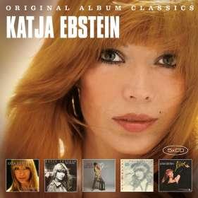 Katja Ebstein: Original Album Classics, 5 CDs