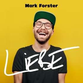 Mark Forster: Liebe, CD