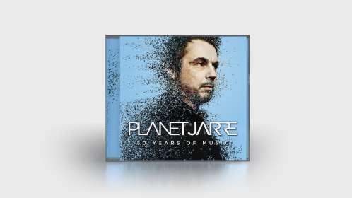 Jean Michel Jarre: Planet Jarre, 2 CDs