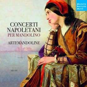 Concerti Napoletani per Mandolino, CD