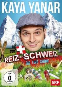 Kaya Yanar: Reiz der Schweiz, DVD