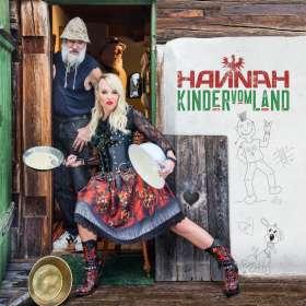 Hannah: Kinder vom Land, CD