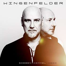 Wingenfelder: Sieben Himmel hoch, CD