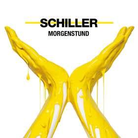 Schiller: Morgenstund (Limited-Edition) (Yellow Vinyl), 2 LPs