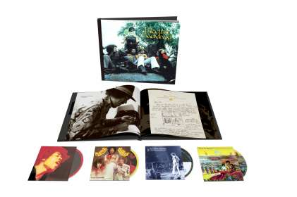 Jimi Hendrix: Electric Ladyland (50th-Anniversary-Deluxe-Edition), 3 CDs