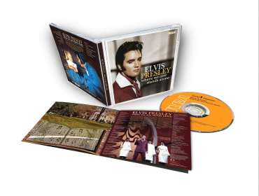 Elvis Presley (1935-1977): Where No One Stands Alone, CD