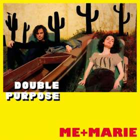 Me + Marie: Double Purpose, CD
