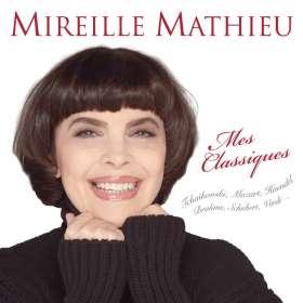 Mireille Mathieu: Mes classiques, CD