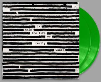 Roger Waters: Is This The Life We Really Want? (Limited-Numbered-Edition) (Green Vinyl), 2 LPs