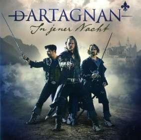 dArtagnan: In jener Nacht, CD