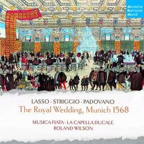 The Royal Wedding, Munich 1568, CD
