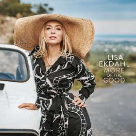 Lisa Ekdahl (geb. 1971): More Of The Good, CD
