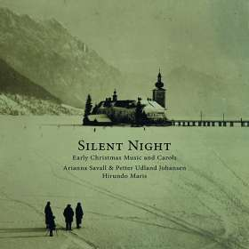 Silent Night - Early Christmas Music and Carols (200 von Arianna Savall & Petter Udland Johansen signierte CDs), CD