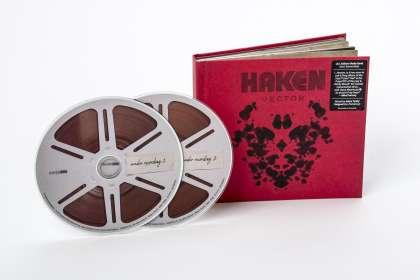 Haken: Vector (Limited-Mediabook), 2 CDs