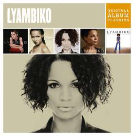 Lyambiko (geb. 1978): Original Album Classics, 5 CDs