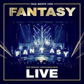 Fantasy: Das Beste von Fantasy - Das große Jubiläumsalbum - Live, CD