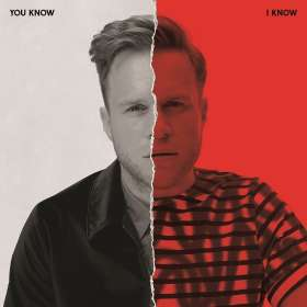 Olly Murs: You Know I Know, 2 CDs