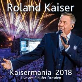 Roland Kaiser: Kaisermania 2018 (Live am Elbufer Dresden) (Limited-Edition), 2 CDs