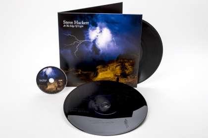 Steve Hackett: At The Edge Of Light (180g), 2 LPs