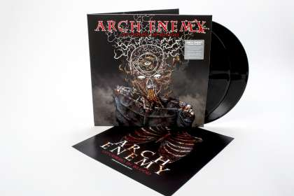 Arch Enemy: Covered In Blood (180g), LP