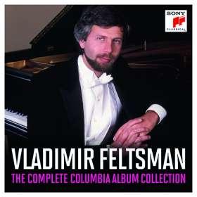 Vladimir Feltsman - The Complete Columbia Album Collection, CD