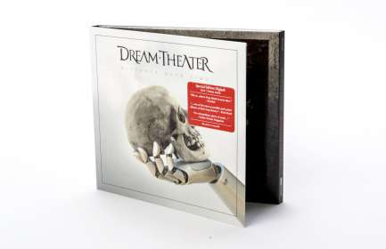 Dream Theater: Distance Over Time (Limited-Edition), CD
