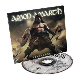 Amon Amarth: Berserker (Limited-Edition), CD