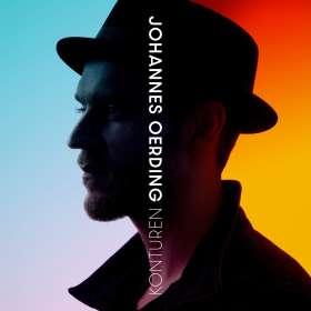 Johannes Oerding: Konturen, CD