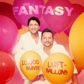 Fantasy: 10.000 bunte Luftballons, CD
