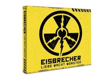 Eisbrecher: Liebe macht Monster, CD