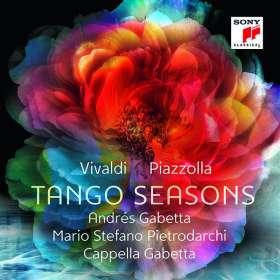 Cappella Gabetta - Tango Sensations, CD
