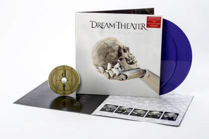 Dream Theater: Distance Over Time (Limited-Edition) (Lilac Vinyl) (exklusiv für jpc), 2 LPs