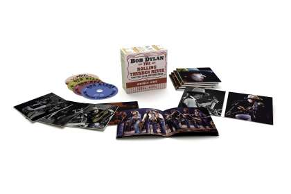 Bob Dylan: The Rolling Thunder Revue: The 1975 Live Recordings, 14 CDs