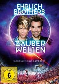 Ehrlich Brothers: Zauberwelten - Die einmalige Magie Live Show, DVD