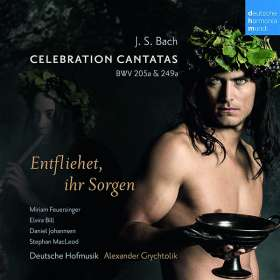 Johann Sebastian Bach (1685-1750): Kantaten BWV 205a & 249a, CD