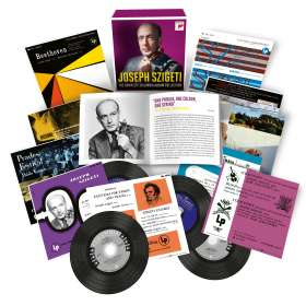 Joseph Szigeti - The Complete Columbia Album Collection, CD