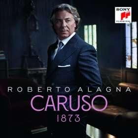 Roberto Alagna - Caruso 1873 (180g), LP
