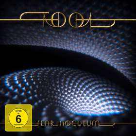 Tool: Fear Inoculum (Limited Edition), CD