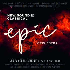 NDR Radiophilharmonie - Epic Orchestra, New Sound of Classical (180g), LP