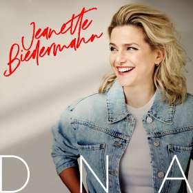 Jeanette Biedermann: DNA, CD