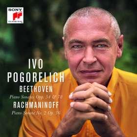 Ivo Pogorelich - Beethoven & Rachmaninoff, CD